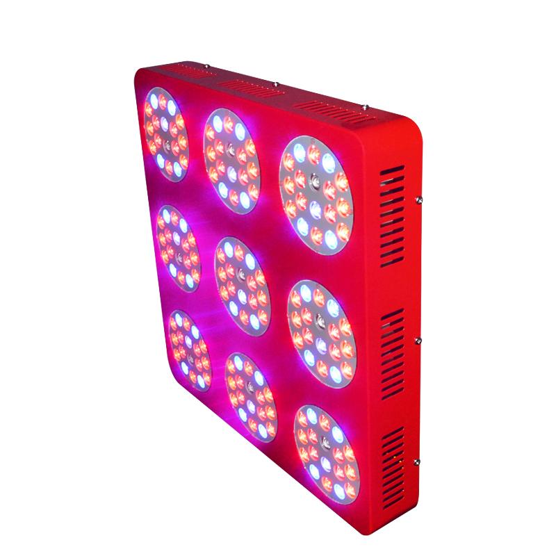 6 band full spectrum znet9 400w led grow light indoor. Black Bedroom Furniture Sets. Home Design Ideas