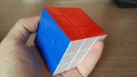 New Magic cube 3x3 Diansheng  6 Color Stickerless  Speed Cube(Not Dayan GuHong  )