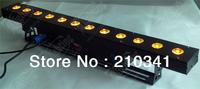 8units free shipping,12x12W RGBWA LED Wall Washer Event Uplighting,Wedding Lighting ,Brighter Colors Wash LED