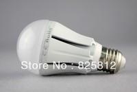 Big Eye10W E27 A60 good heating control  led ball bulb led globe bulb ball light CFL(warm yellow)