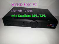 Mio Stadium(BPL/EPL) ! 2013 Singapore Starhub box MVHD800C-VI+Youtube+WIFI Uprgraded from MVHD800C-V,free shipping