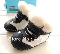 Autumn and winter thick cotton boots snow boots warm boots baby boots baby shoes baby shoes toddler shoes soft outsole