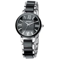 Gorgeous! Ceramic KIMIO Brand Luxury Ladies Quartz Watch Fasion Wristwatch for Women Female Bracelet Watche Genuine K470L