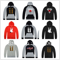 UNKUT hoodies hip hop hoody fashion popular style free shipping cotton unkut outdoor wear sweatshirts hip hop clothing