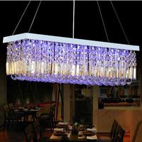 LED K9 crystal lightings  L1000*W220*H230MM Modern Contemporary Crystal Light  Lamp lamps Chandelier Lighting