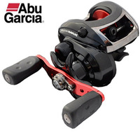 Hot sale!!!New Abu Garcia BLACK MAX BMAX2 4+1BB Baitcasting fishing reel (left)
