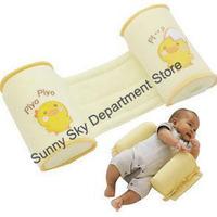 Nishimatsu House Baby Anti-rollover Stereotypes Pillow,Neonatal Safe Sleep Pillow to Correct the Sleeping Position.