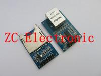 ENC28J60 Ethernet LAN Network Module Schematic 51 AVR LPC for arduino +SD Card Module Slot Socket Reader ARM MCU