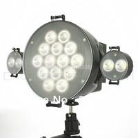 Super Power XT-1 LED studio light camera light for Camera DV Camcorder with camera hot shoe stand