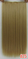 """HOT/WHOLESALE/the lastest matt Ms. 5 clips straight in lace hair extensions 22"""" 120g FREE SHIPPING! #25 ginger blonde"""