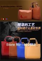 The 2013 Newest Beautiful Fashion Handbags Fashion Good Material Zipper Designer Shoulder Bag big bags Free Shipping Wholesale