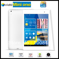 Original Yuandao Vido M1 Mini ONE RK3188 Quad core 7.85inch Capacitive Screen Android 4.1 Tablet PC 5.0MP Camera Bluetooth