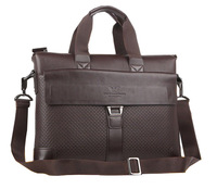 2014 man bag business casual cowhide shoulder bag messenger bag handbag male briefcase bag