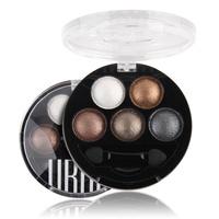 UBUB 5 Colors Baked Eye Shadow in Shimmer natural eyeshadow #2 drop shipping