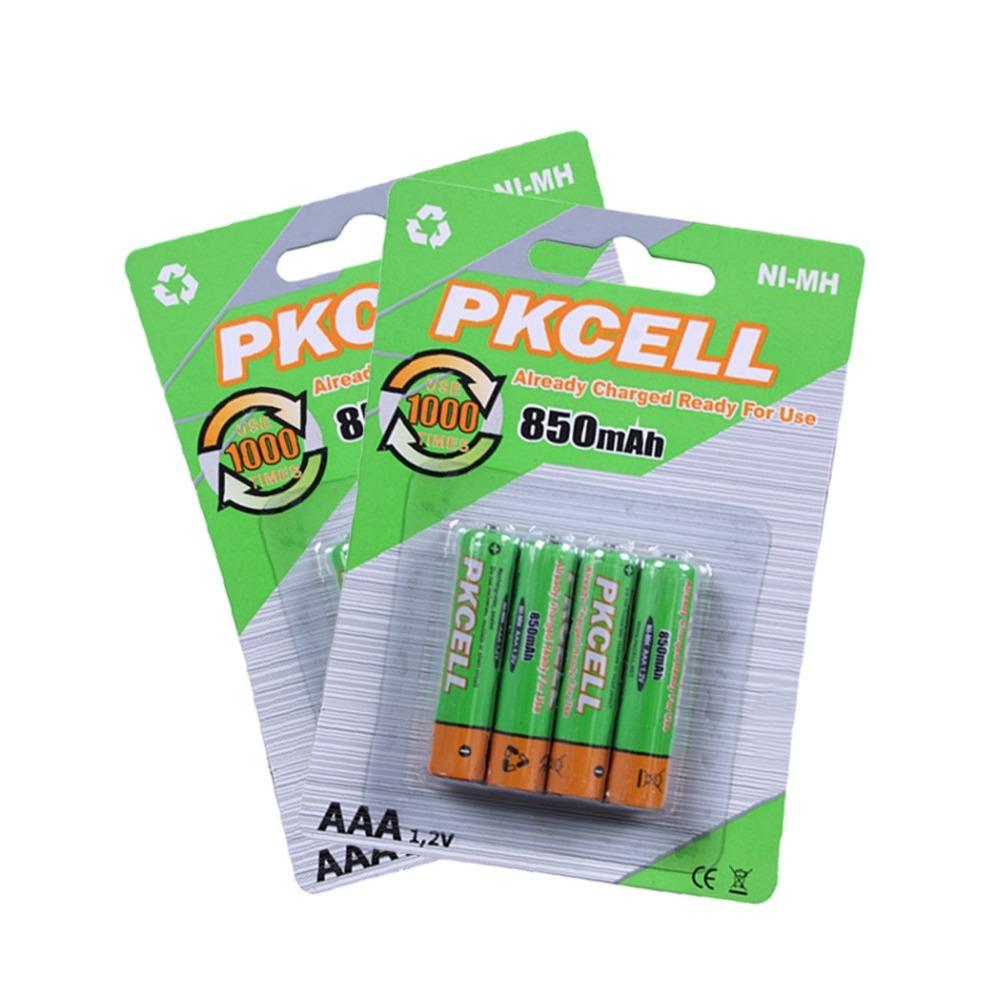 Аккумулятор PKCELL ni/mh 850mAh
