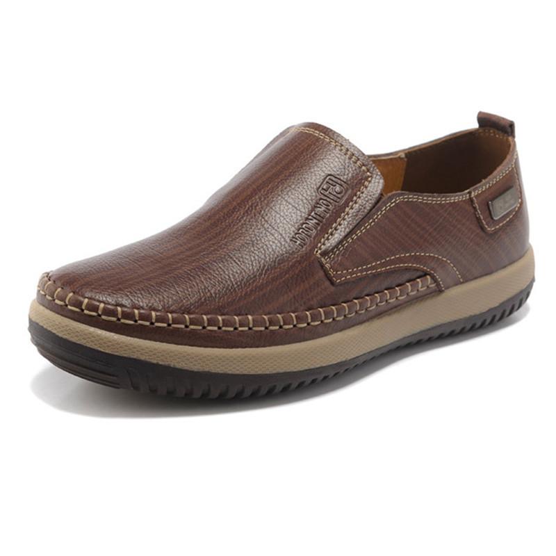 2013 New Fashion Dress Mens Shoes Genuine Leather Business Men   Black