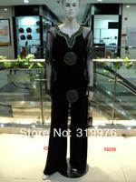 Islamic clothing for women muslim girl fashionable denim style abaya jilbab for girl women dress for islamic dress