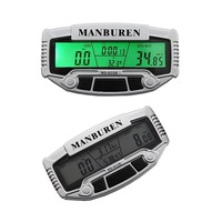 PM-610 Digital Wire Bicycle Speedometer ,Bicycle Computer, Bicycle Odometer ,Cycle Computer ,Waterproof