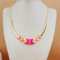 Wholesale! new necklaces for 2013 vintage short necklace fashion accessories  cute pink classic black!!!!
