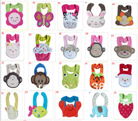 Free Shipping,5pcs/lot,(30 designs can choose) carter infant saliva towel baby bib good quality waterproof infant bib