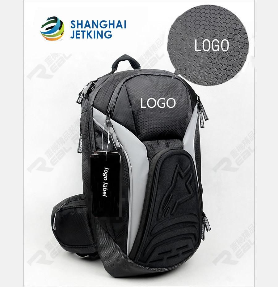 new 2014 motorcycle backpack Moto bag Waterproof shoulders reflective helmet bag motorcycle racing package 14-inch laptops bag 1(China (Mainland))