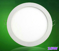 Free shipping LED Kitchen light 20W  AC85V-265V Ultra-thin,Round type SMD2835 240*H15mm