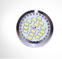 free shipping 5630 15leds gu10 ac85-265v 6w 500lm 20pieces one lot 2years warranty wholesale CE&RoHS certificated