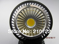 GU10 3w cob led spot light ,black shell,warm white/cool white CE&RoHS 2 years warranty light+driver