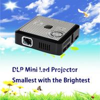 Free Shipping Portable Mini Led  Projector With USB HDMI mini-VGA/AV-in  SD card slot