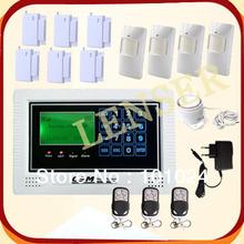gsm wireless burglar alarm system promotion