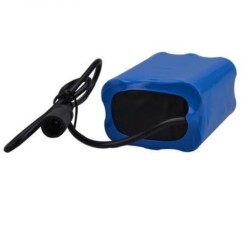 SingFire Universal 6600mAh 8.4V Li-ion 18650 Battery Pack for 1200~5000lm T6 U2 P7 LED Bike Light(Must order with flashlight)(China (Mainland))