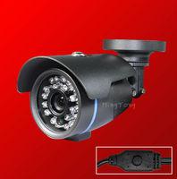 "Free shipping 700TVL 1/3"" SONY Effio-E 960H CCD Outdoor security camera 24IR 3.6MM OSD BOX Infrared waterproof cctv camera"