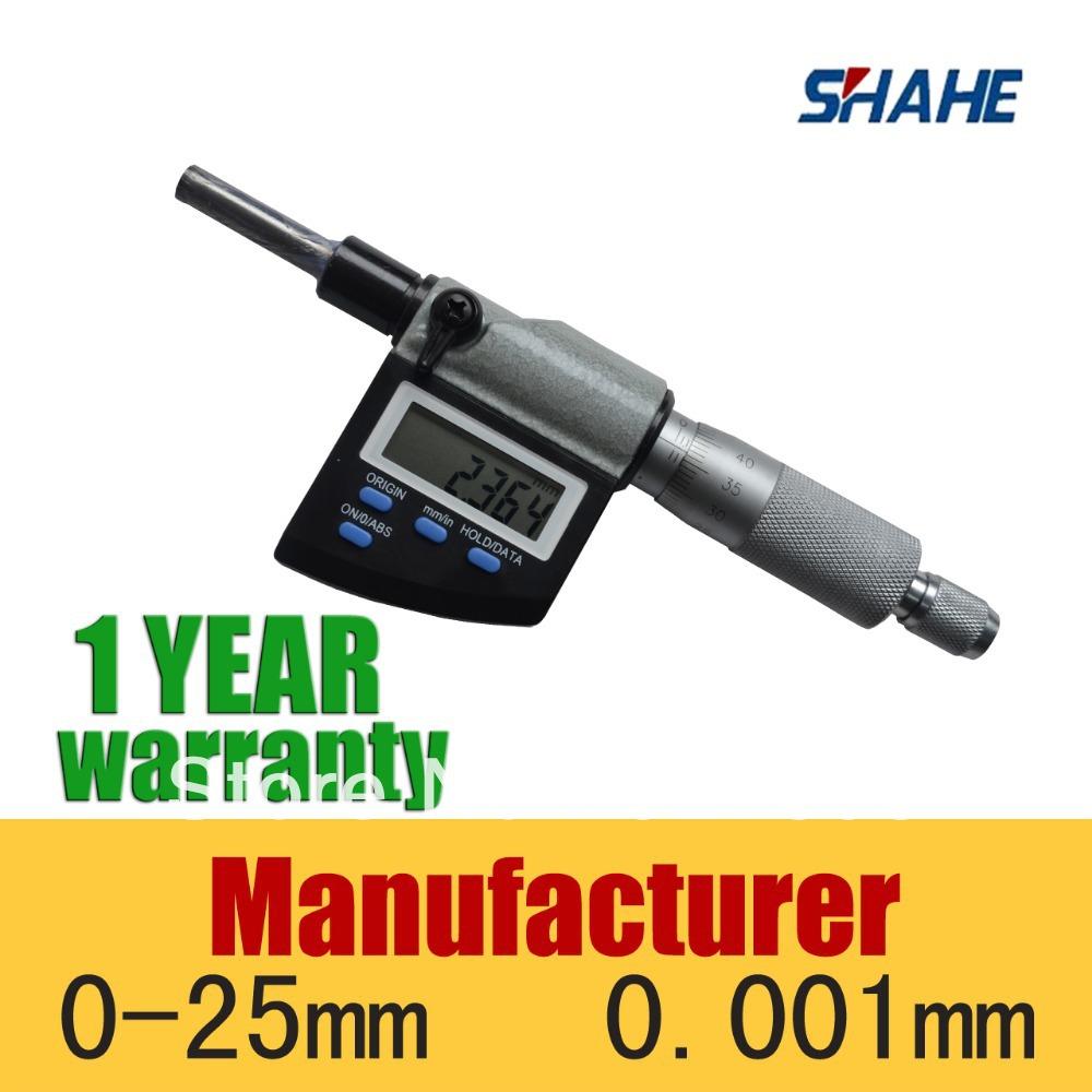 électroniques micromètre tête( 5419- 25) 0.001mm outil de mesure
