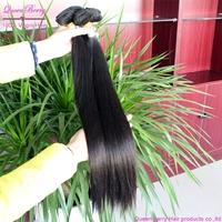 Royal queen beauty brazilian virgin remy milky way human hair mix 4pcs lot natural straight bella dream she hair  extension