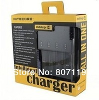 Hot sale intelligent Li-ion Charger i4 Charger i4 Battery Charger for 26650/22650/18650/17670/18490/17500 Battery