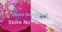 Bed Bedding Set Floral Print Duvet Cover Bed Set Quilt Cover Bedspread Pillowcase 2Types 16939