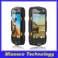 MANN A18 Smart 4'' GSM 3G Android 4.0 Dual Core GPS WiFi Waterproof Mobile Phone, 8 Mega Pixels Camera.