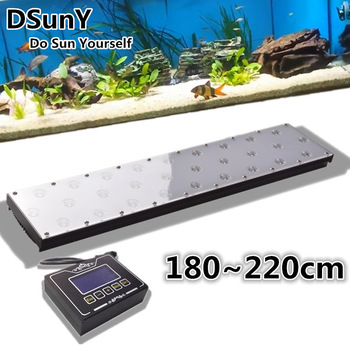 New Arrival!  DSunY best for fresh water dimming aquarium led lighting planted grow 6 feet, nice profile