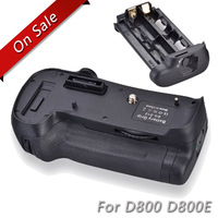 Special Offer &Dropping price Battery Grip For Nikon D800 D800E DSLR As MB-D12 MBD12 EN-EL15
