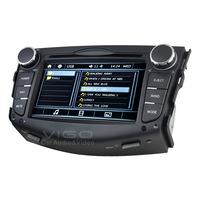 Car Stereo GPS Navigation for Toyota RAV4 RAV 4 2006-2012 Auto Multimedia Headunit Sat Nav Autoradio Radio DVD Player Bluetooth