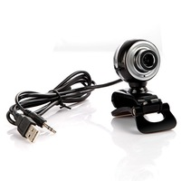100 PCS/lot. 2.0 USB computer camera, high-definition cameras computer notebooks, network camera and microphone. Free shipping