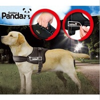 New fashion pet harness, big dog deluxe harness, large dog harness, durable and strong, advanced three-color, free shipping