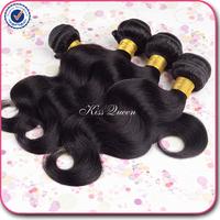 New arrival brazilian virgin hair body wave 3 pcs lot free shipping 5A unprocessed virgin brazilian hair body wave human hair