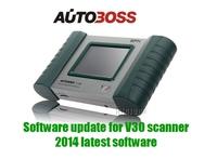 Software Update for AUTOBOSS V30 Scanner