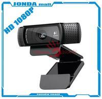 Logitech Pro C920 HD Webcam 1080p Webcam Video Recording , 15 Million Pixels, High Quality Camera, Conferencing Camera