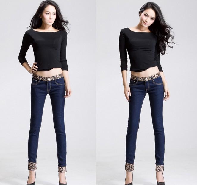 Unique Jeans For Women 2014 Women39s Printed Jeans 2014  Latest Trend Fashion