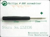 200pcs/lot Small 1.5 phillips screwdriver mobile phone repair tools