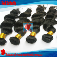 100% peruvian water body wave hair  6A grade peruvian virgin hair 4pcs lot peruvian can dyed best anna beauty hair
