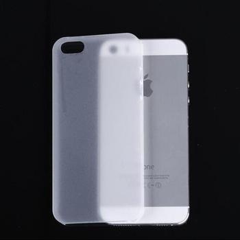 Ультра тонкий защитный чехол для мобильного телефона Apple Iphone 5 5s. Толщина всего 0,3мм, вес - 5г.