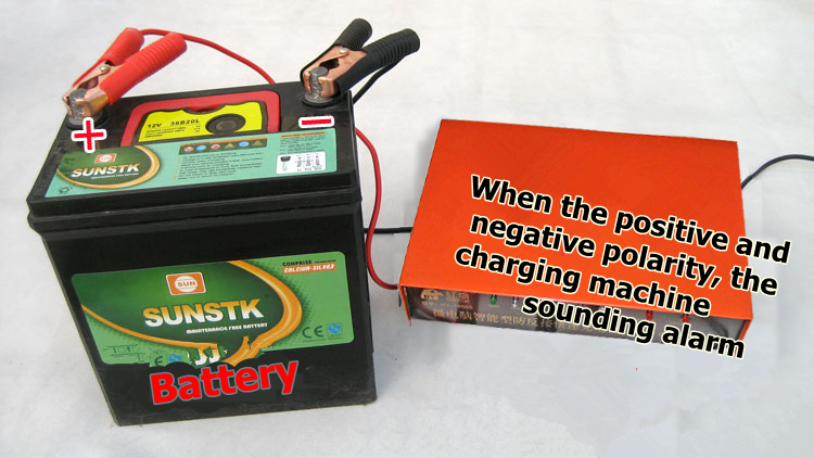 fast charging 12V car battery charger,50A pulse current intelligent automatic 12 volt switche mode universal car charger(China (Mainland))